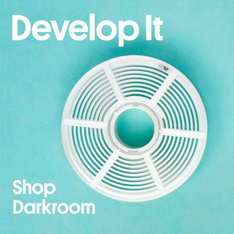 Develop It Shop Darkroom Paterson Film Processing Reel