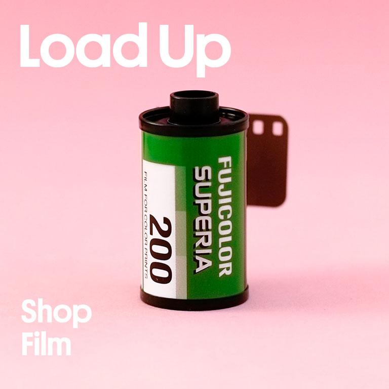 Load Up Shop Film Fuji Superia 200 35mm Film