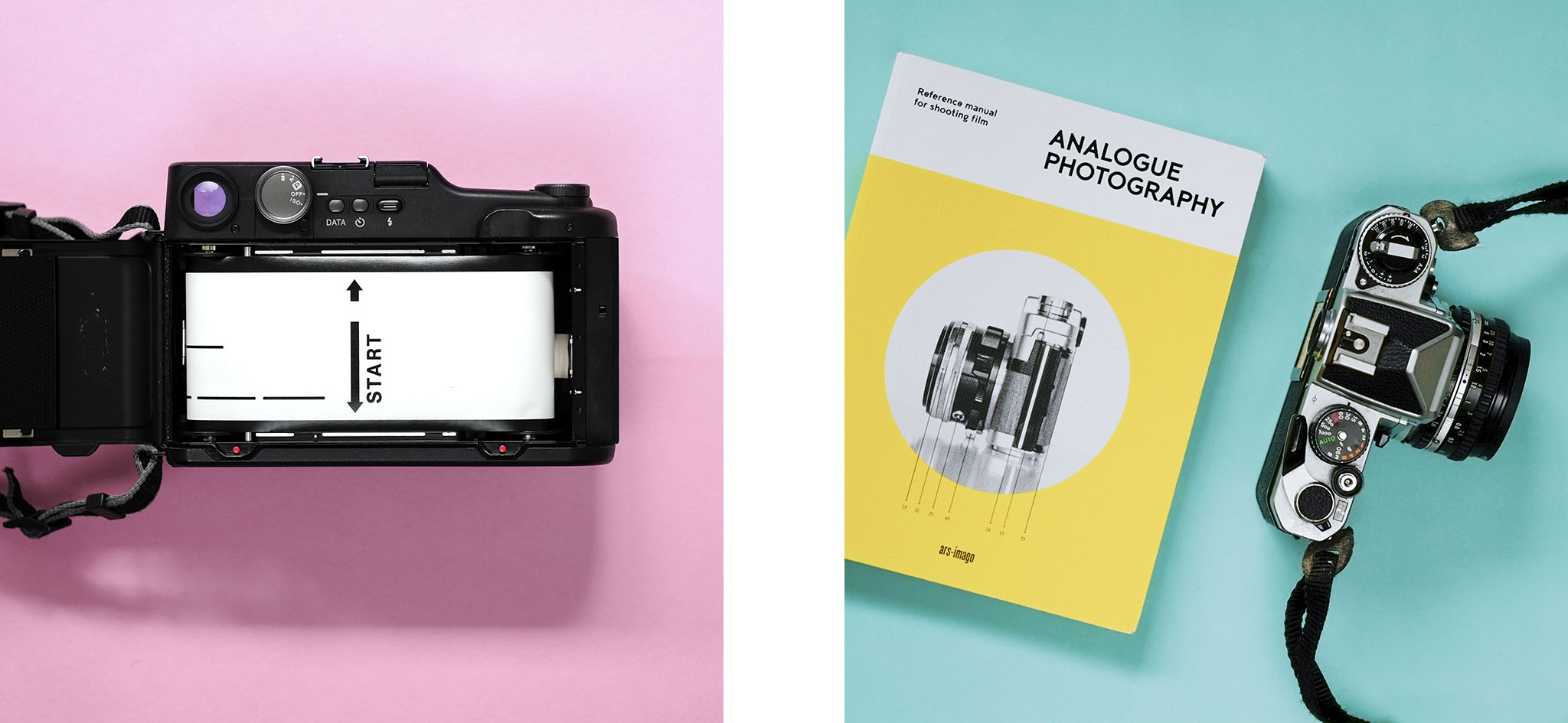 A Beginners Guide To Film Photography. Shooting Film Medium Format Analogue Photography Manual