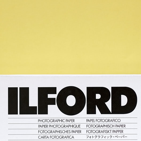 Ilford multigrade fb classic paper matt 8x10 25 sheets