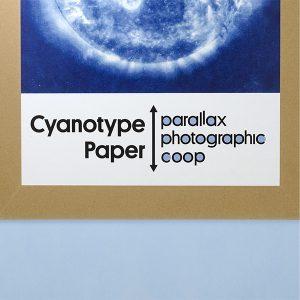 Parallax Cyanotype Paper