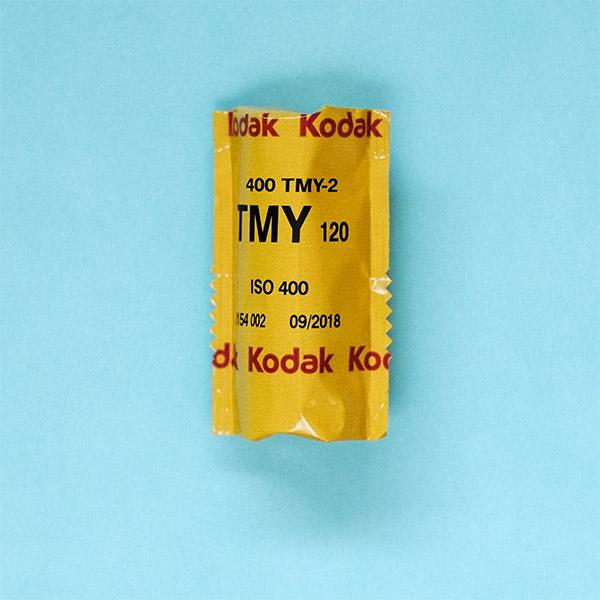 Kodak T-Max 400 120 Film Single