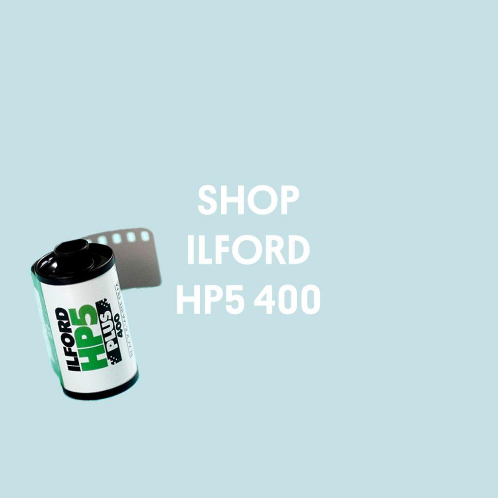 SHOP ILFORD HP5 400