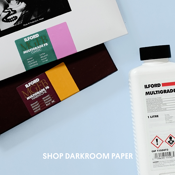 Shop Darkroom Paper Ilford