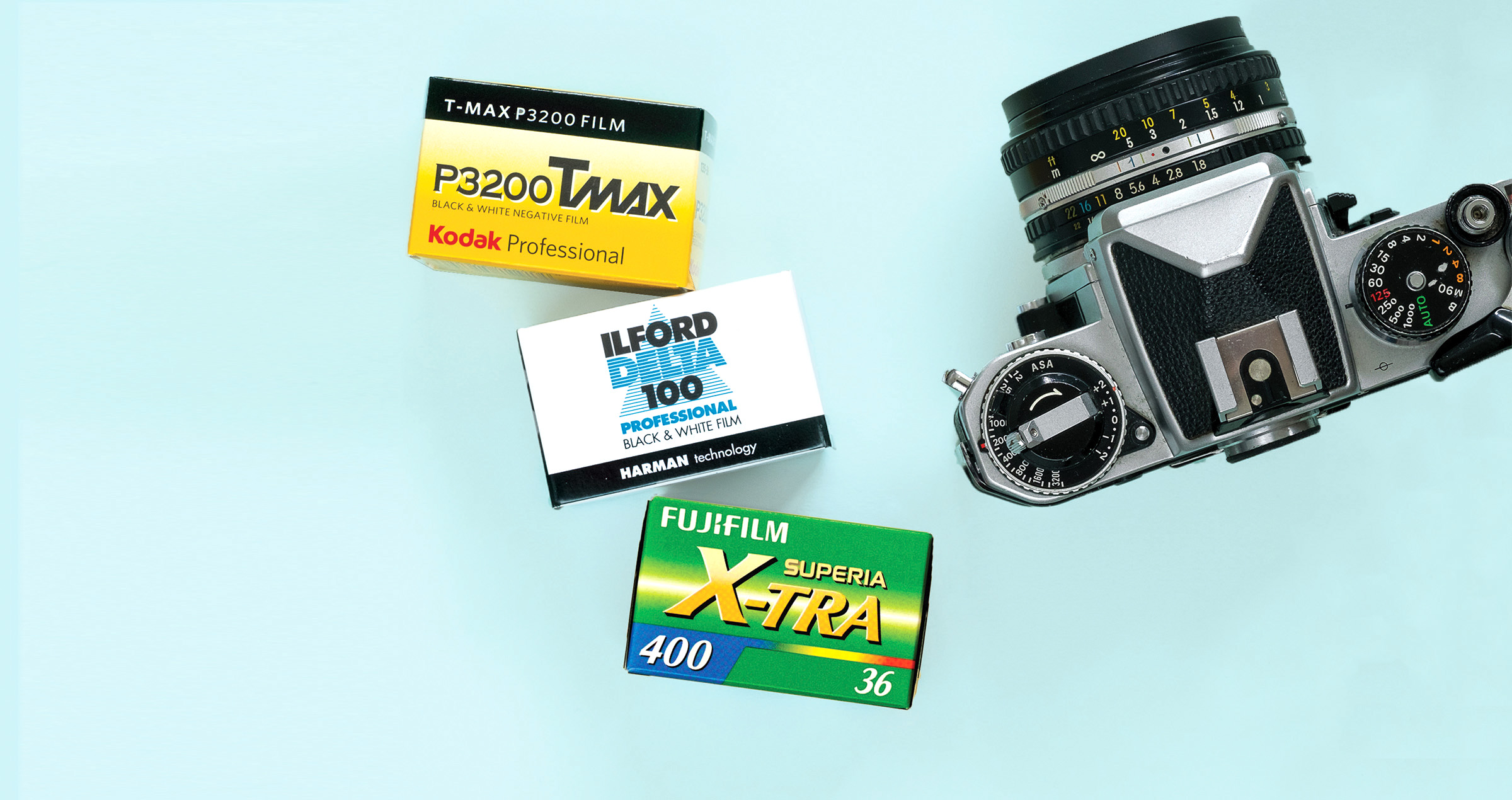 Guide To Film Speed Nikon Camera and Film