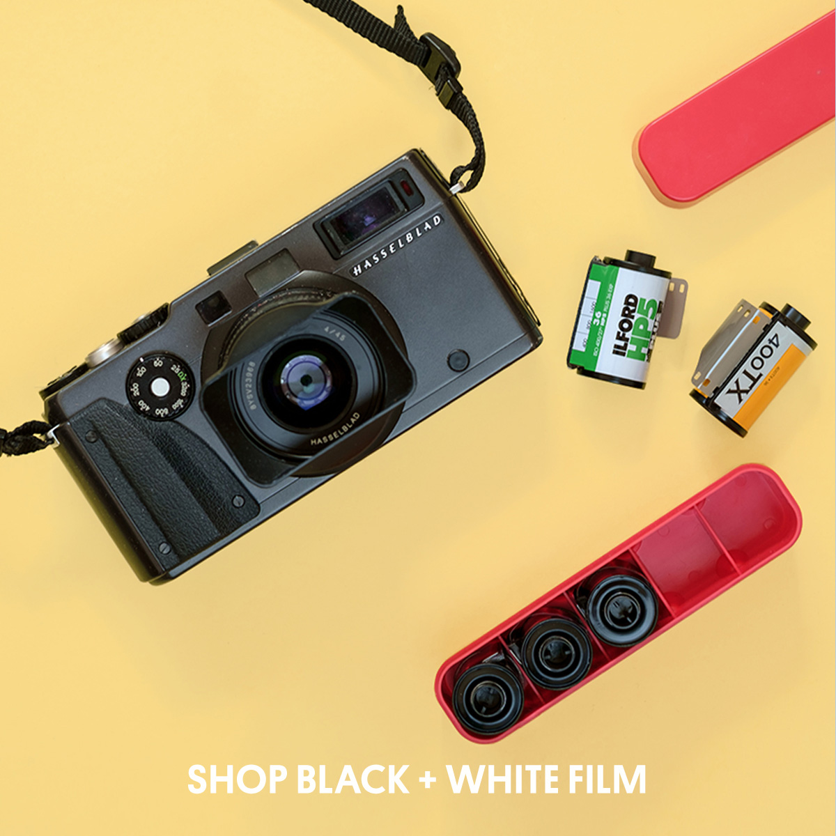 Shop Black and White Film at Parallax Photographic