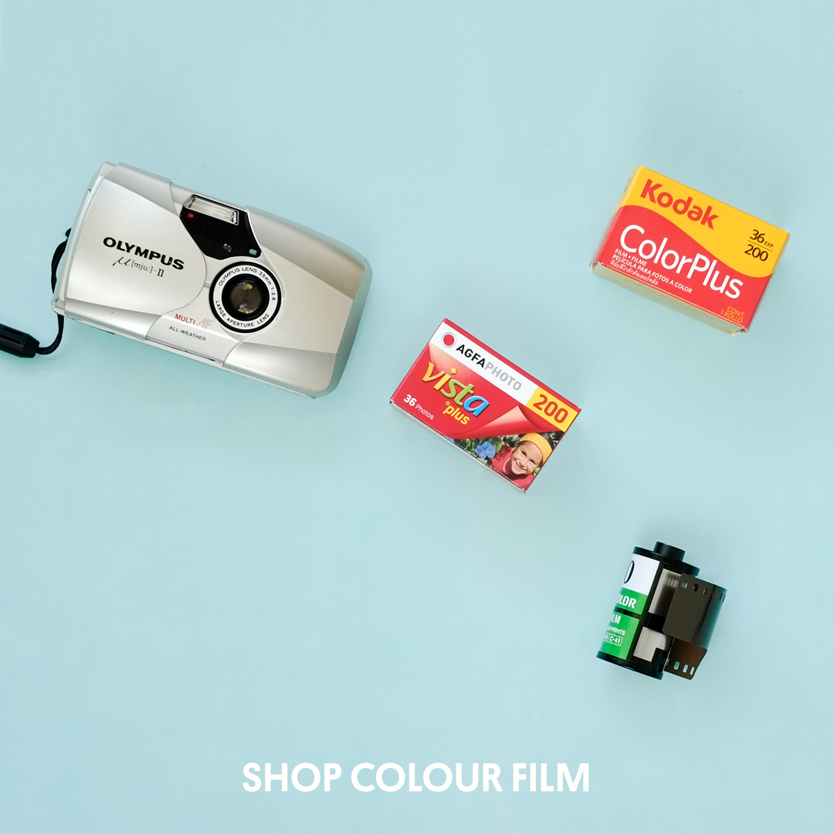 Shop Colour Film at Parallax Photographic Coop