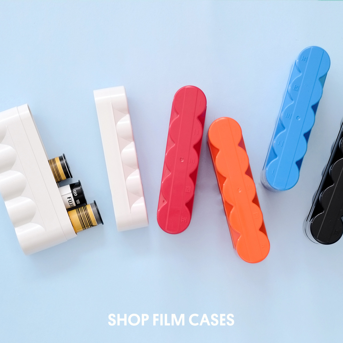 Shop Film Cases at Parallax Photographic