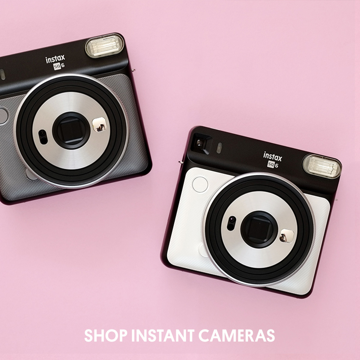 Shop Instant Cameras at Parallax Photographic