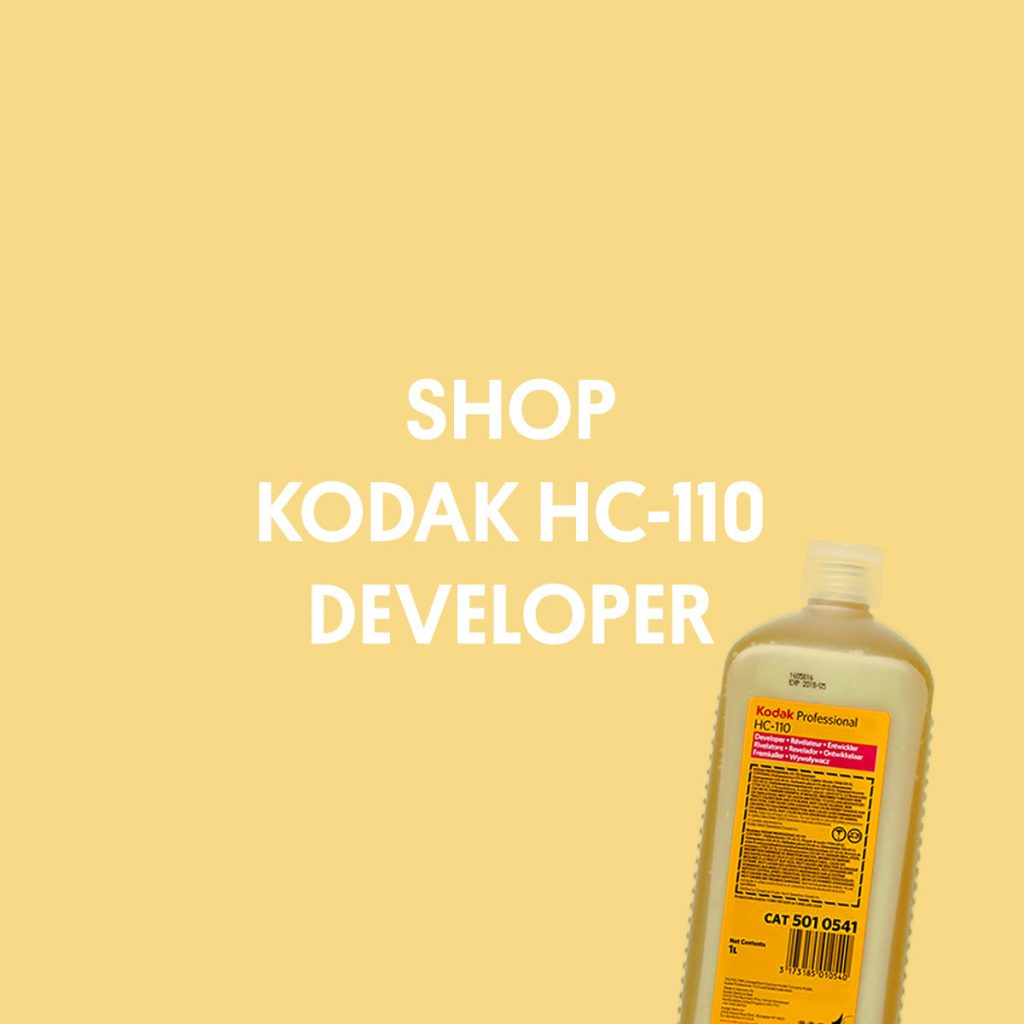 SHOP KODAK HC-110 DEVELOPER