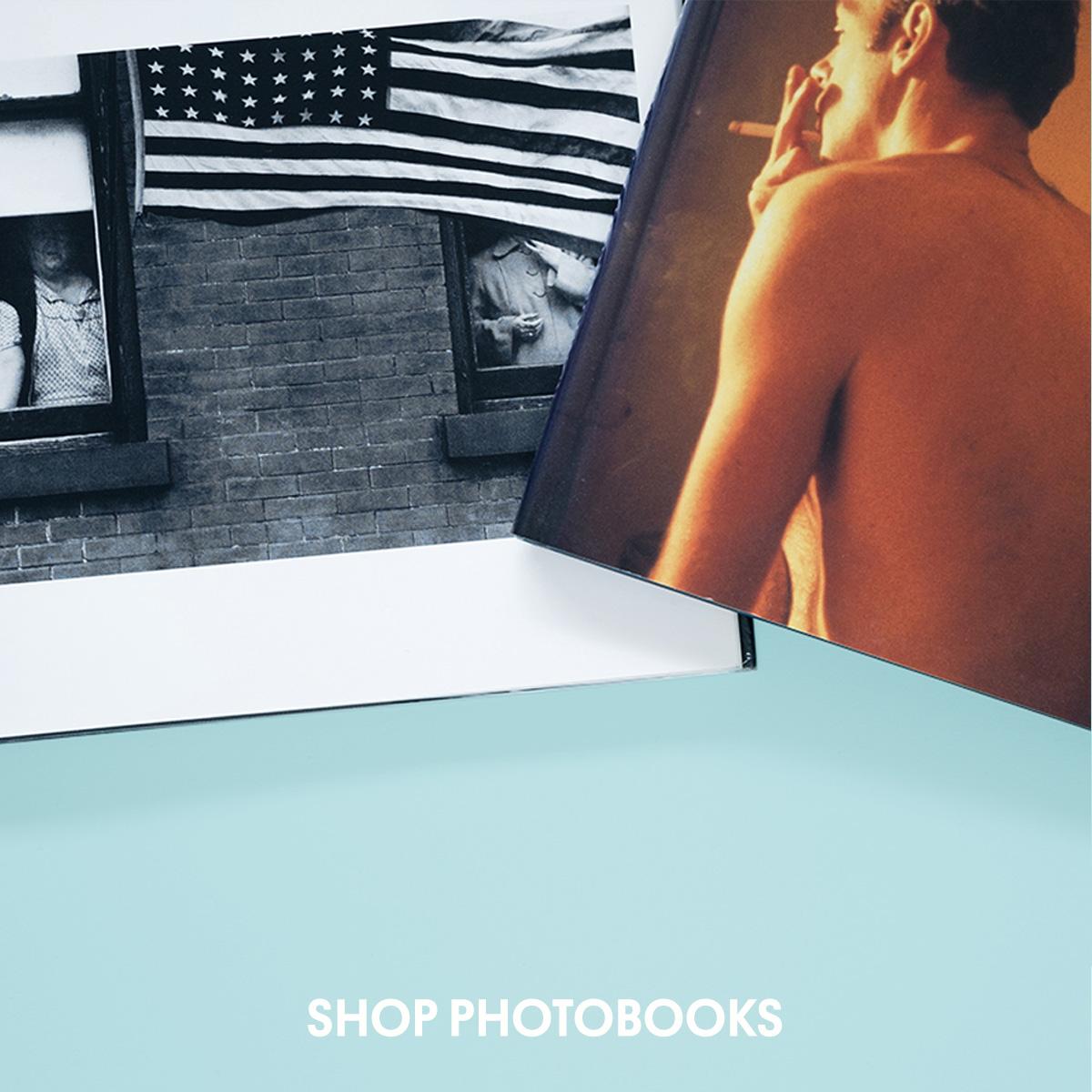 Shop Photobooks at Parallax Photographic Coop