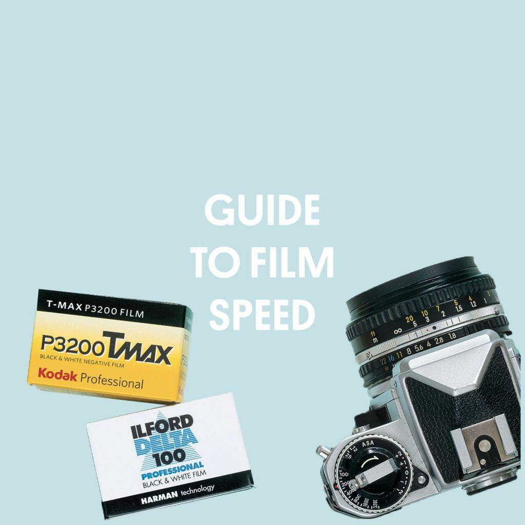 GUIDE TO FILM SPEED