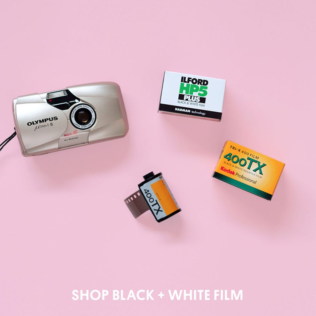 Shop Black & White Film Parallax Photographic Coop