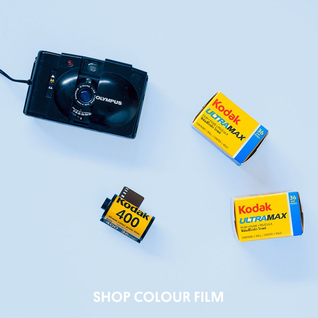Shop Colour Film Parallax Photographic Coop