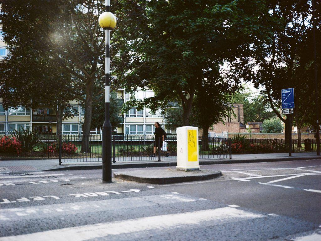 Effra Road Flats Brixton