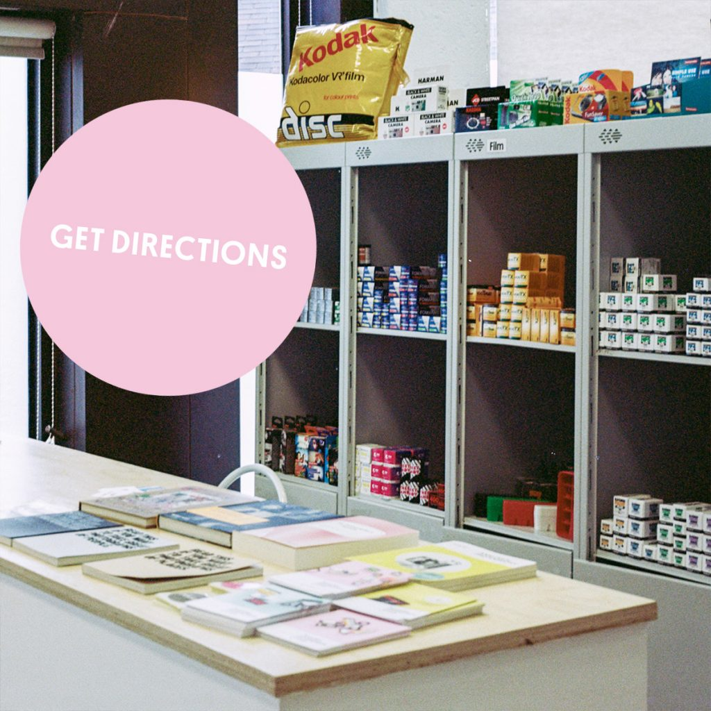 Get Directions To Parallax Photographic Coop