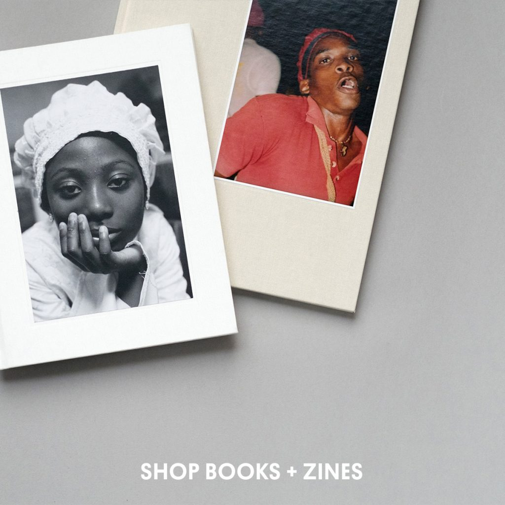 Shop Photobooks, Zines and Magazines