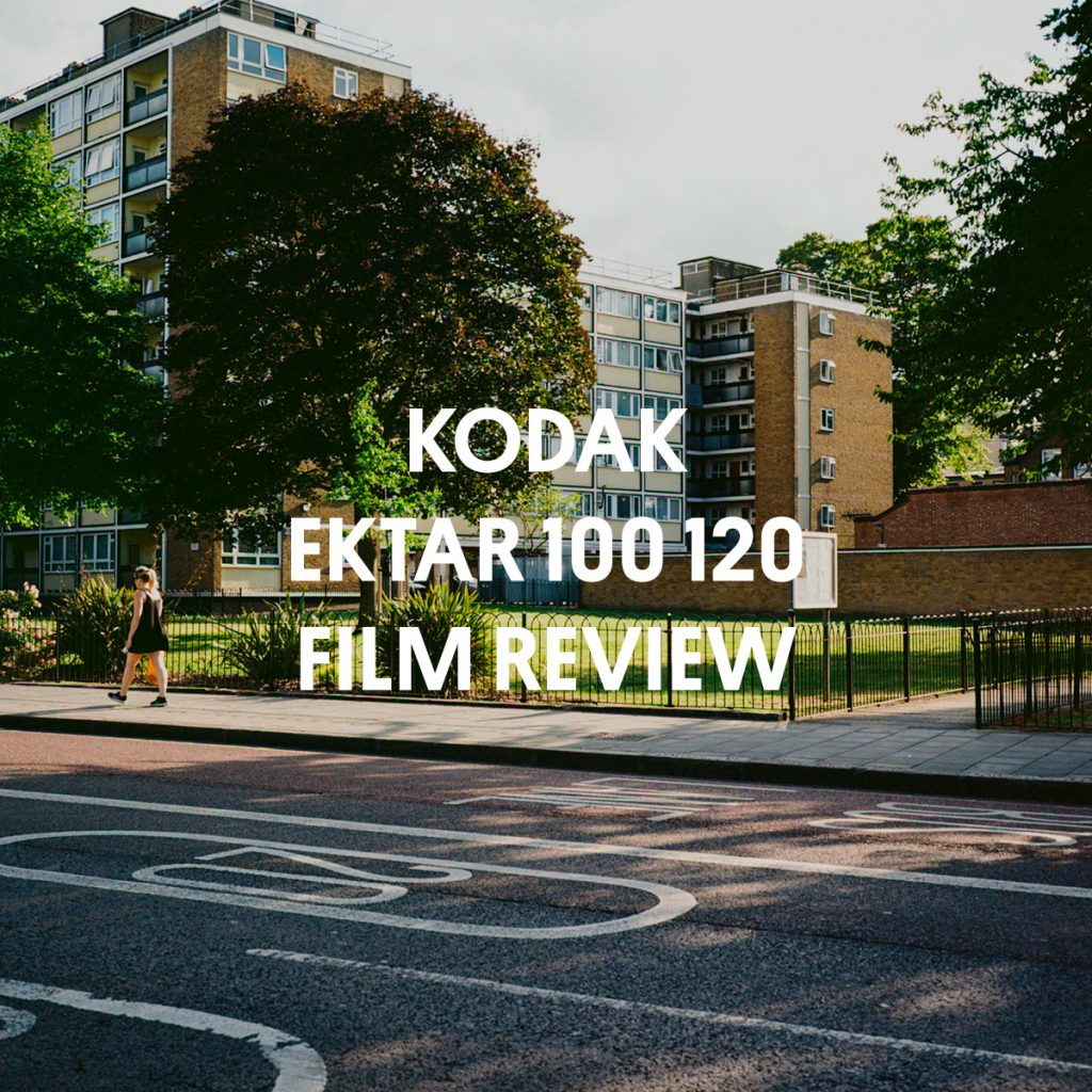 KODAK EKTAR 100 120 FILM REVIEW