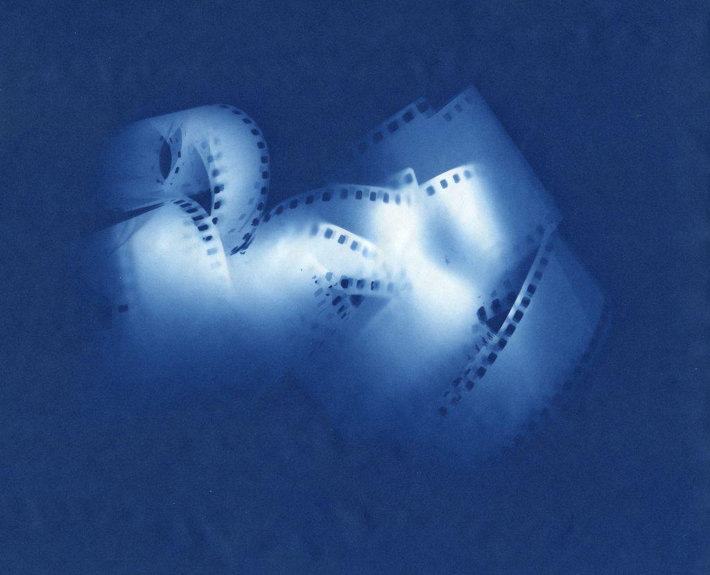 Cyanotype Film