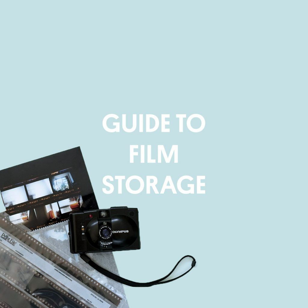 GUIDE TO FILM STORAGE