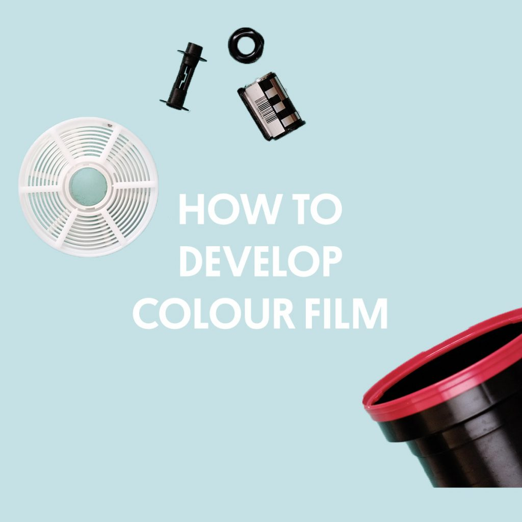HOW TO DEVELOP COLOUR FILM