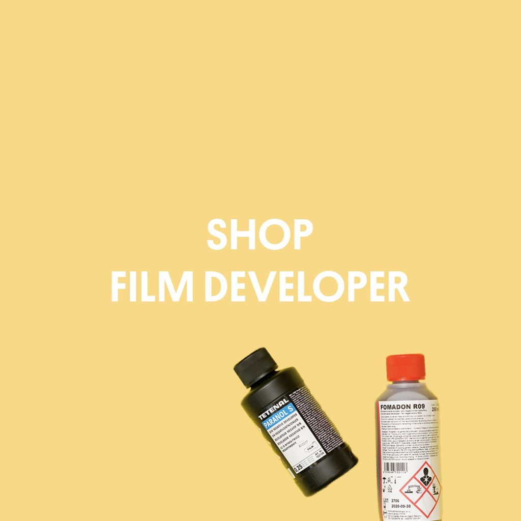 SHOP FILM DEVELOPER
