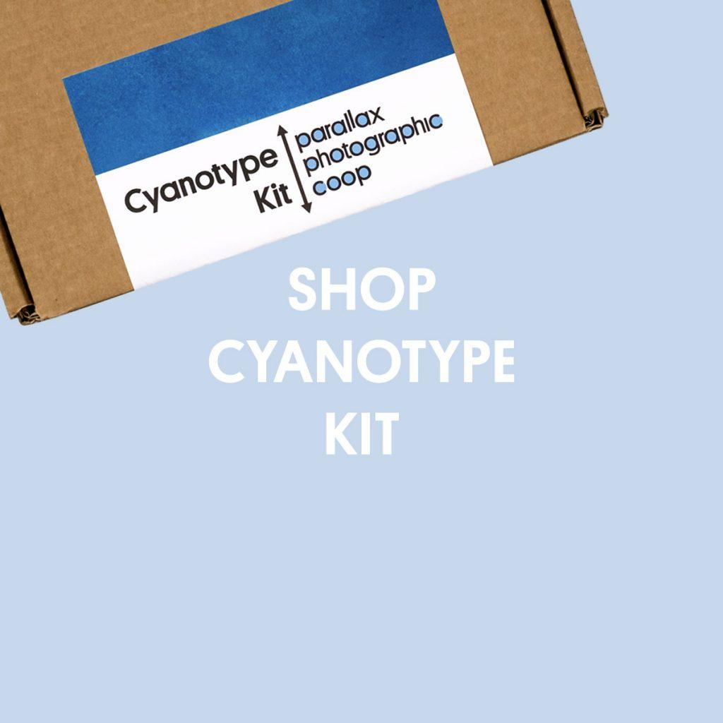 SHOP CYANOTYPE KIT