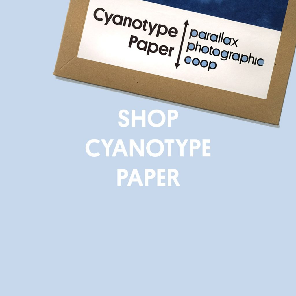 SHOP CYANOTYPE PAPER