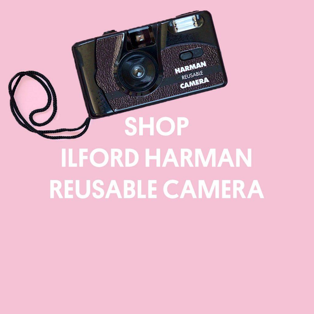 SHOP ILFORD HARMAN REUSABLE CAMERA