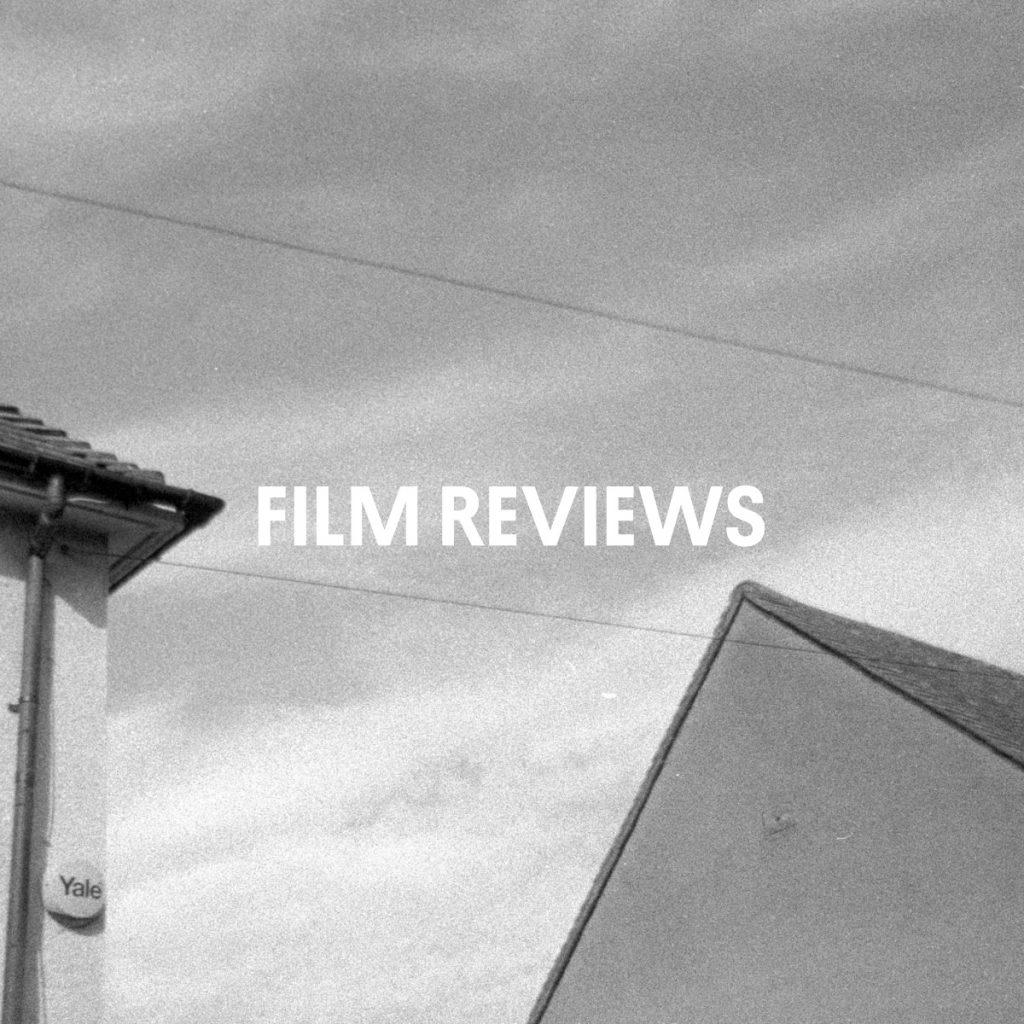 FILM REVIEWS KENTMERE 400