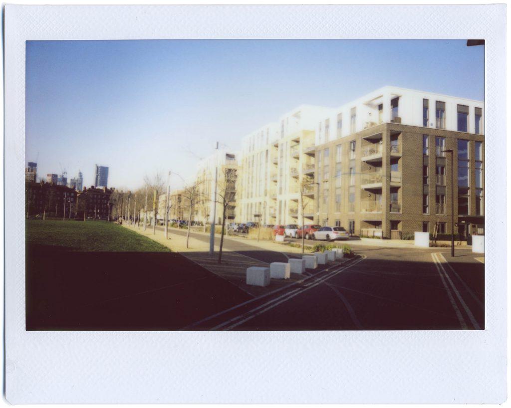 Instax Wide Myatts Field South London