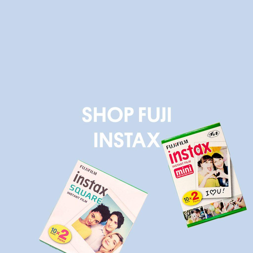 SHOP FUJI INSTAX