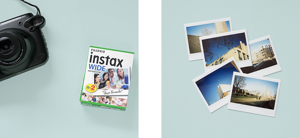 Instant Guide Instax Wide