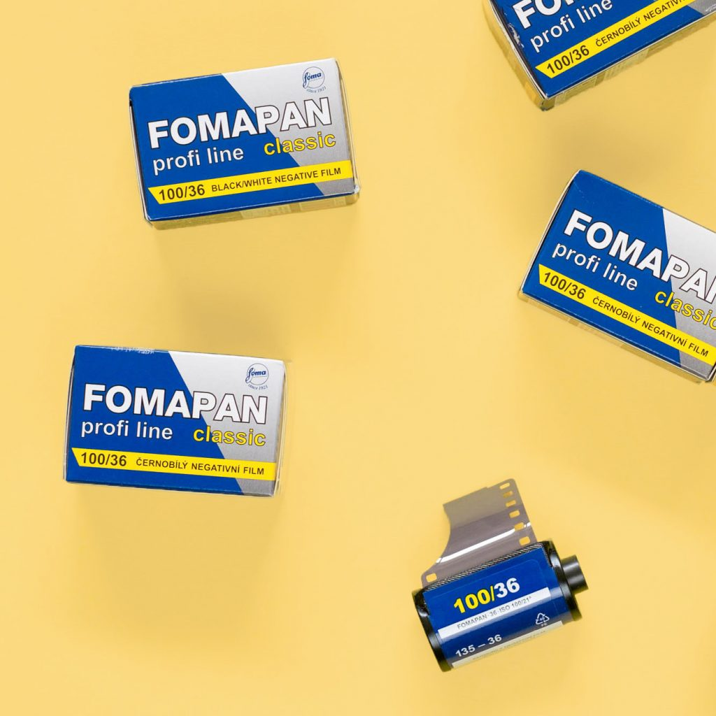 How To Choose Your Film - Fomapan - Best Black and White Cheap 35mm