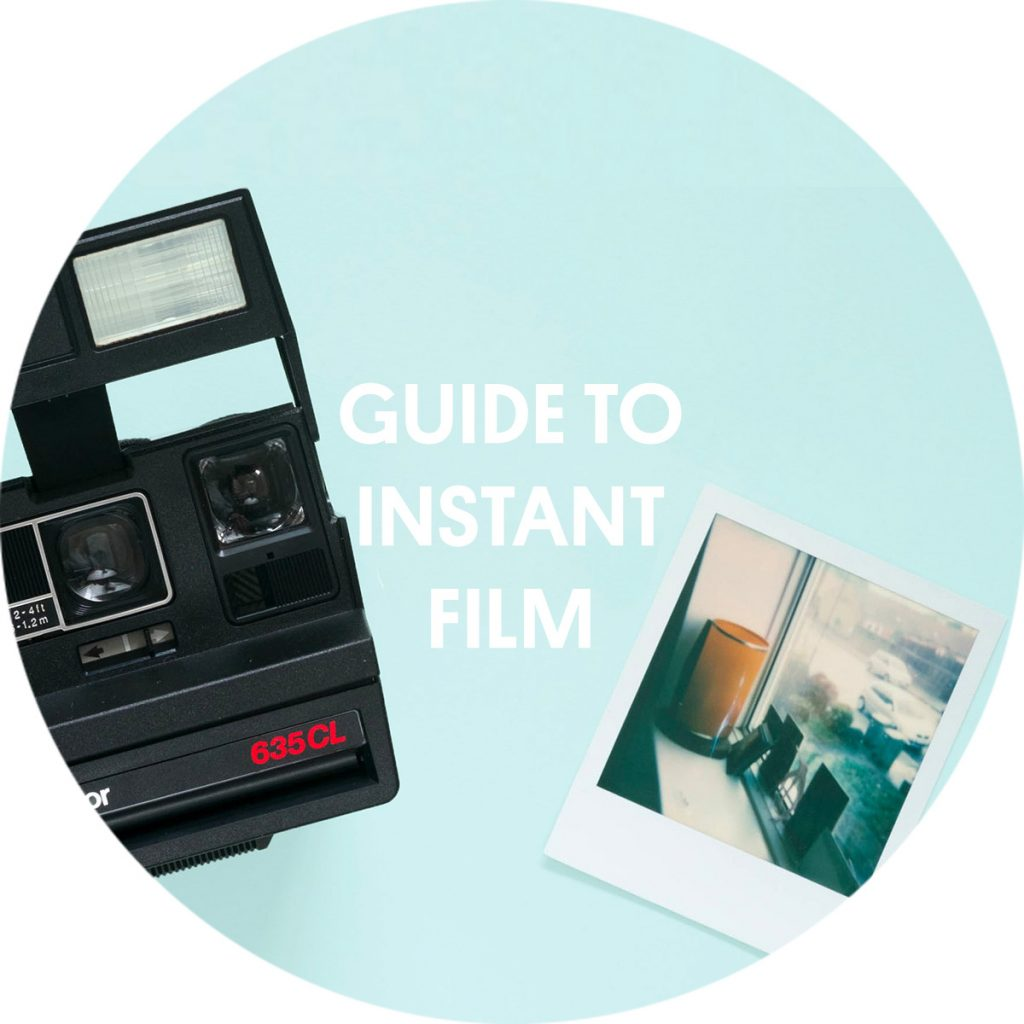 GUIDE TO INSTANT FILM