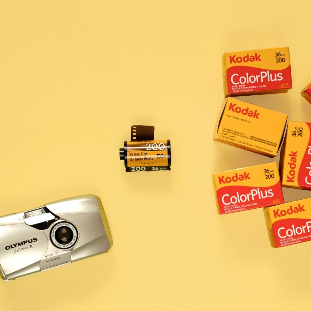 Kodak Colorplus - Best 35mm film for Beginners