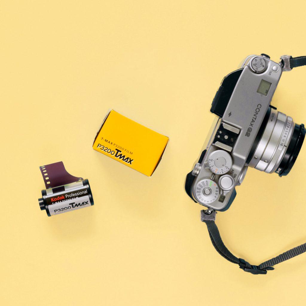 What 35mm film? In low light choose Kodak P3200.