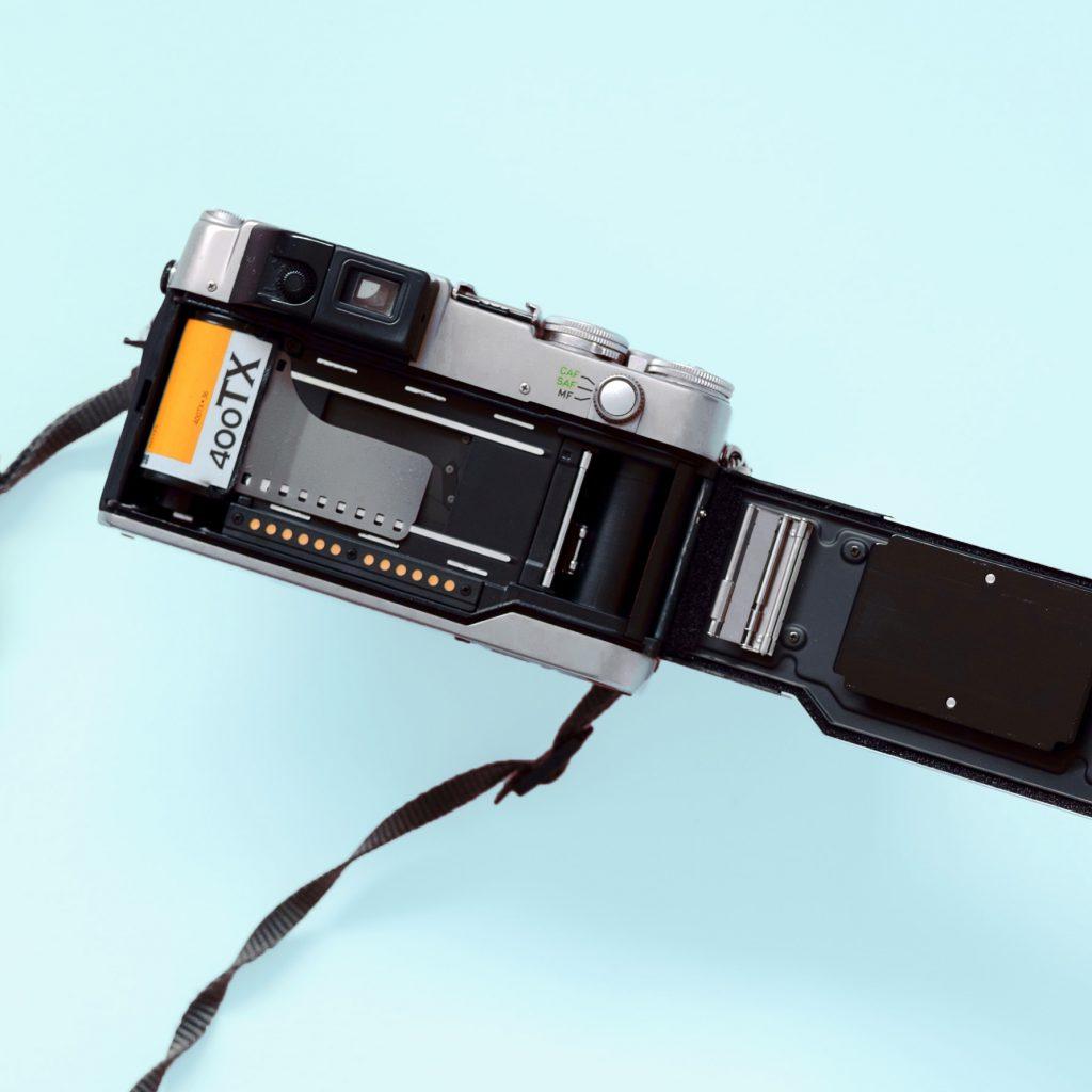 Best Classic B&W - Kodak Tri-X 400 and Contax G2 Camera