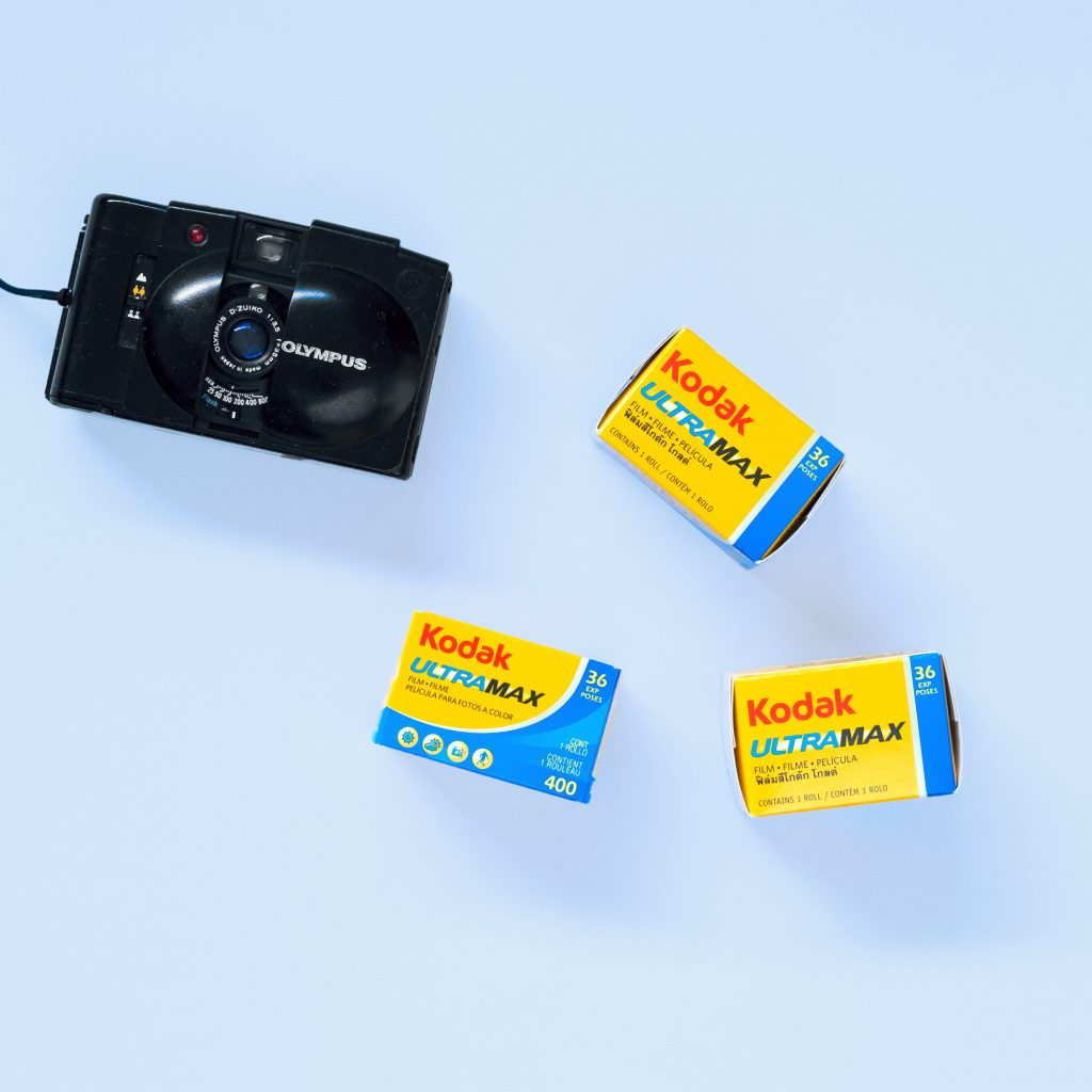 Best Popular 35mm - Kodak Ultramax 400 and Olympus XA2