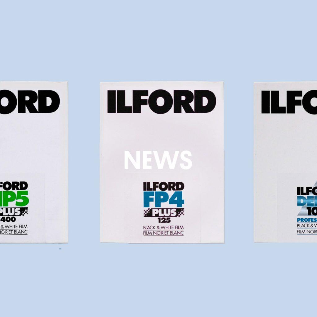 Ilford ULF 2021 News