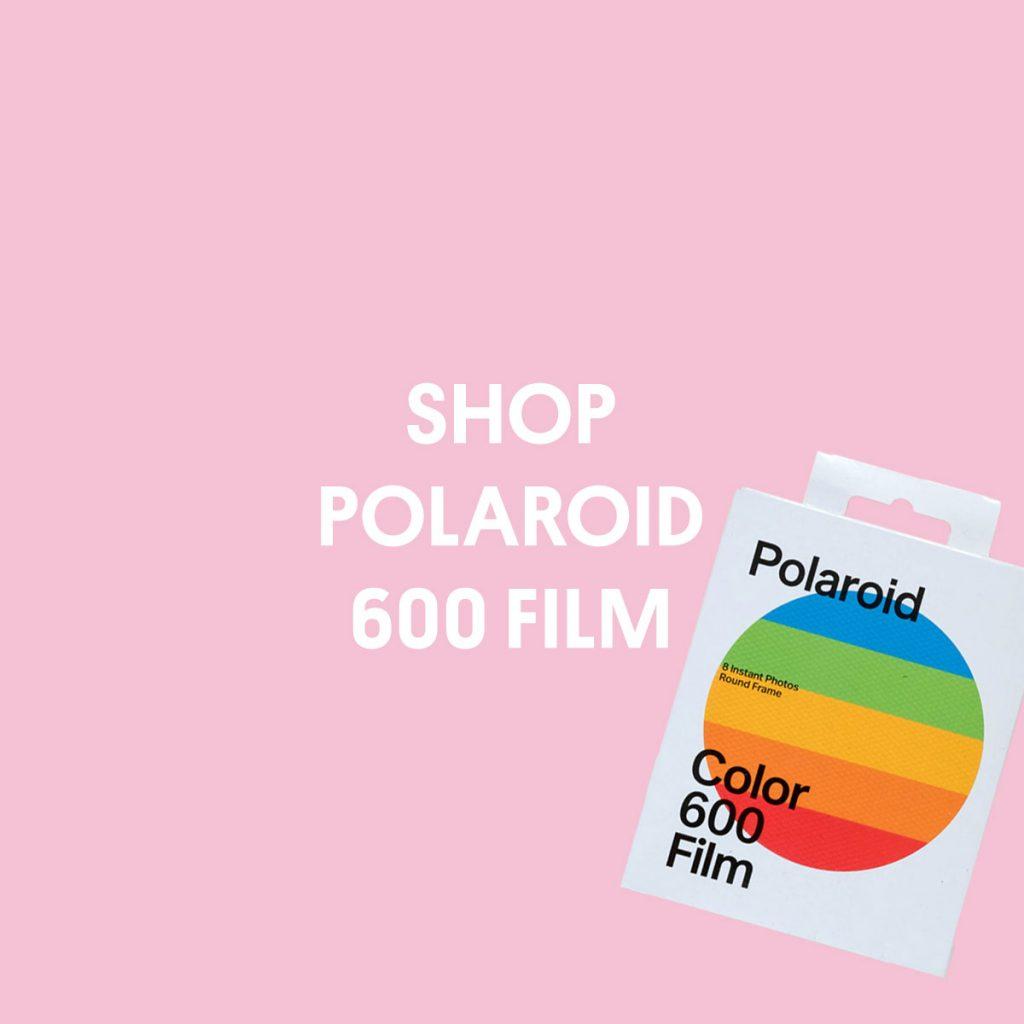 SHOP POLAROID 600 INSTANT FILM