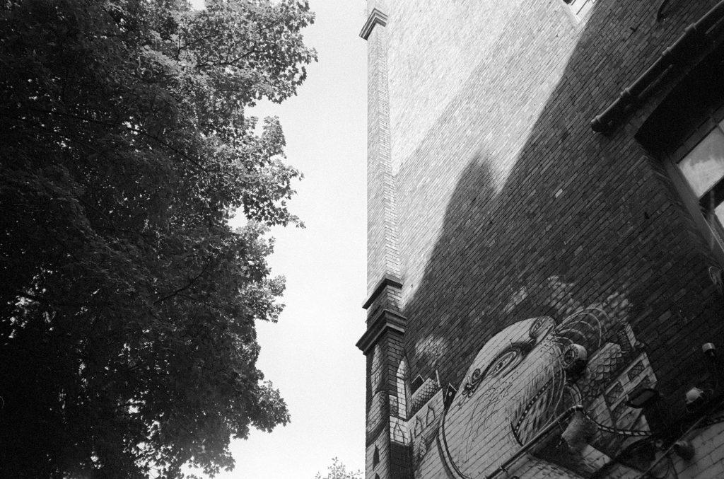 Delta 400 Peckham Bussey Building